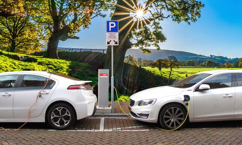 Förderung von Elektrofahrzeugen in 2020 durch den Umweltbonus